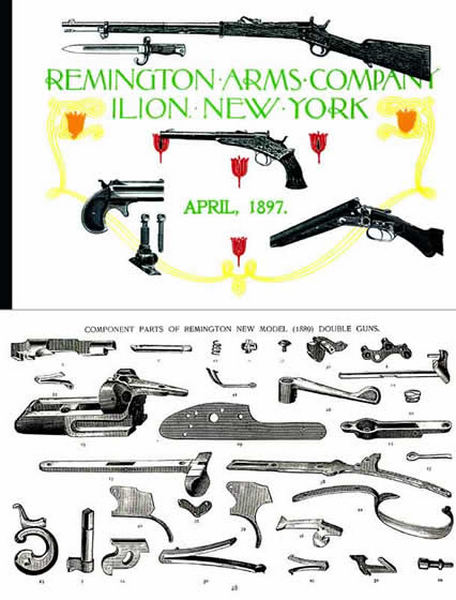 Remington 1897 Arms Company Gun Catalog