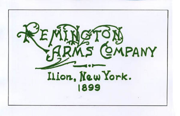 Remington 1899 Arms Catalog