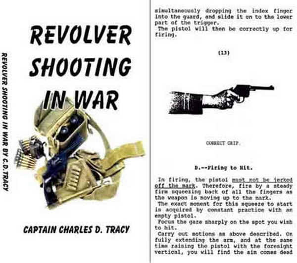 Revolver Shooting in War (UK) 1916