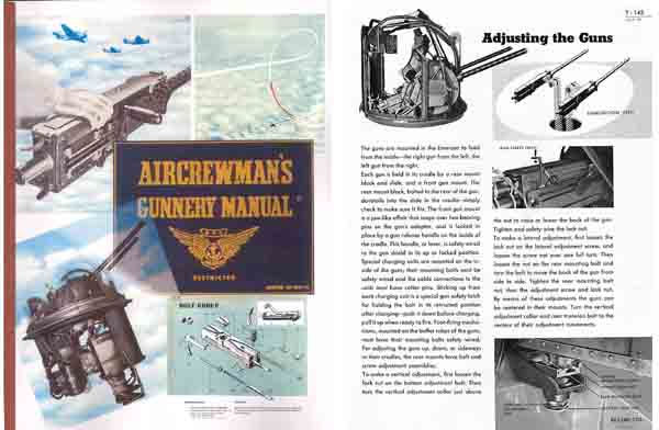 Aircrewman's Gunnery Manual 1944