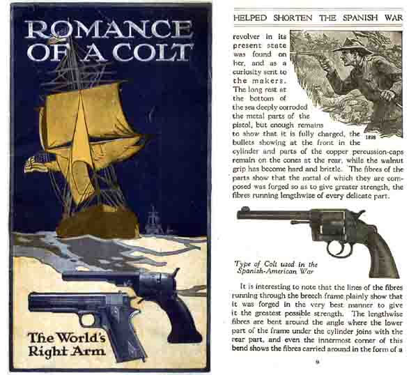 Colt 1919, Romance of a Colt Catalogue