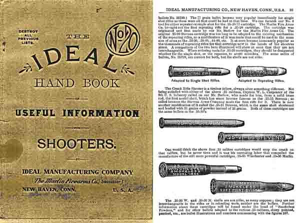 Ideal 1910 Handbook and Catalog No. 20