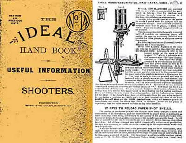 Ideal 1902 Handbook No. 14 Catalog