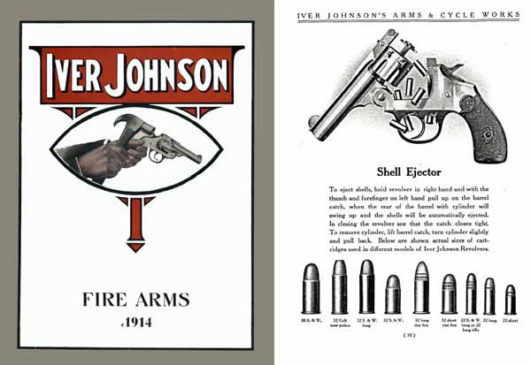 Iver Johnson 1914 Catalog
