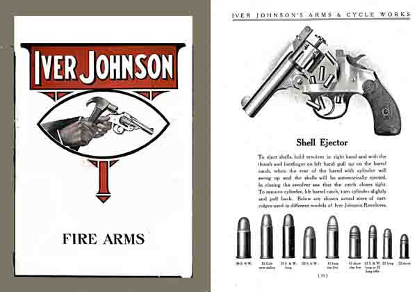 Iver Johnson 1910 Gun Catalog