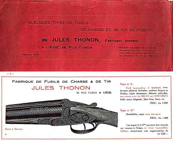 Thonon, Jules (French) c1912