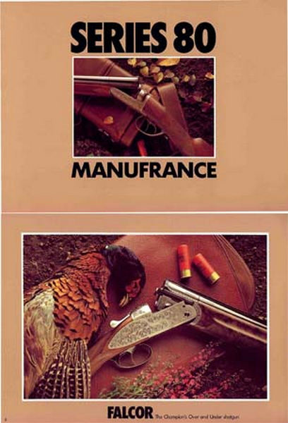Manufrance c1983 Series 80 Catalog