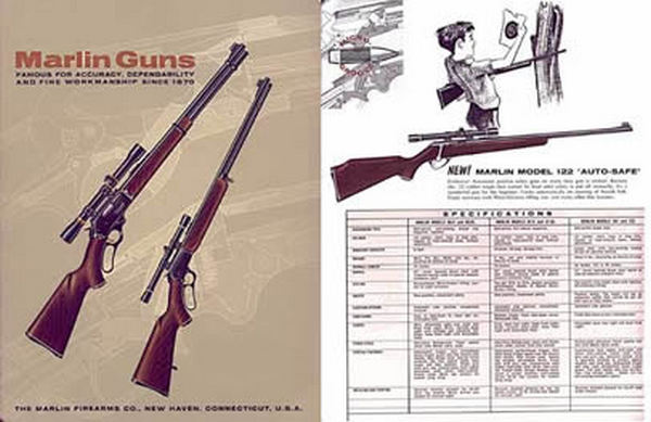 Marlin 1961 Arms Catalog