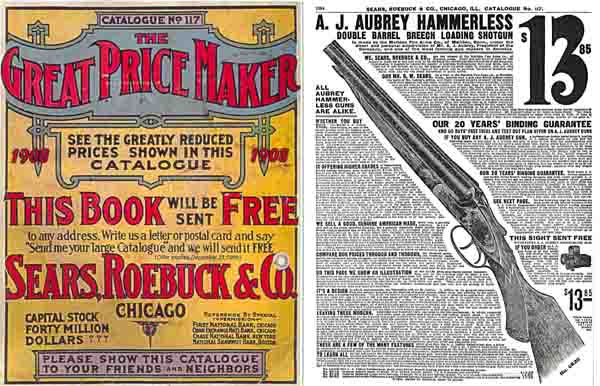 sears roebuck rifle serial numbers
