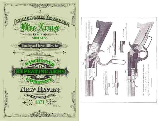 Winchester 1871 Fire Arms January Gun Catalog