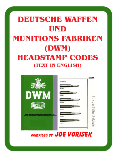 DWM Headstamp Codes