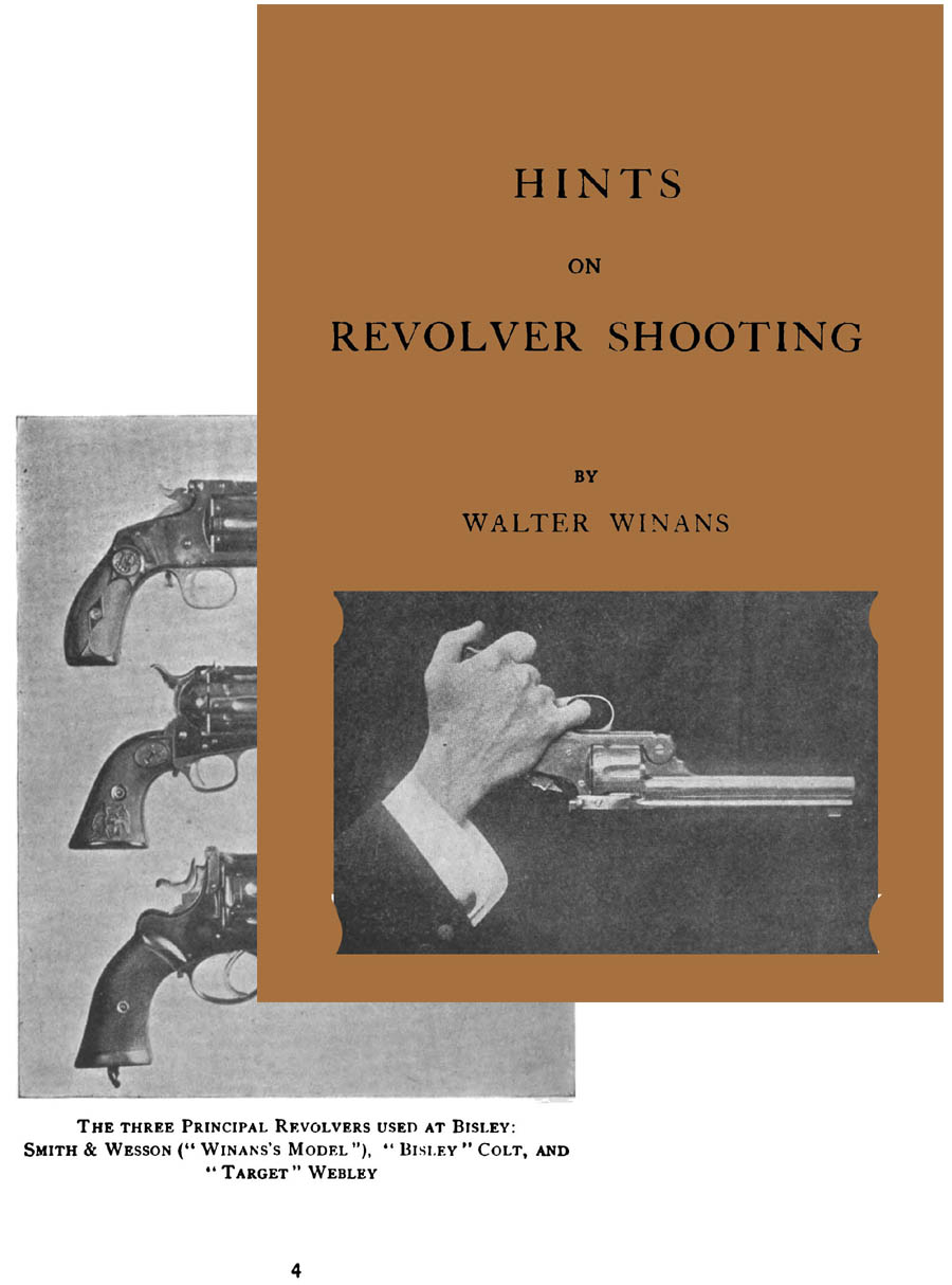 Hints on Revolver Shooting 1910