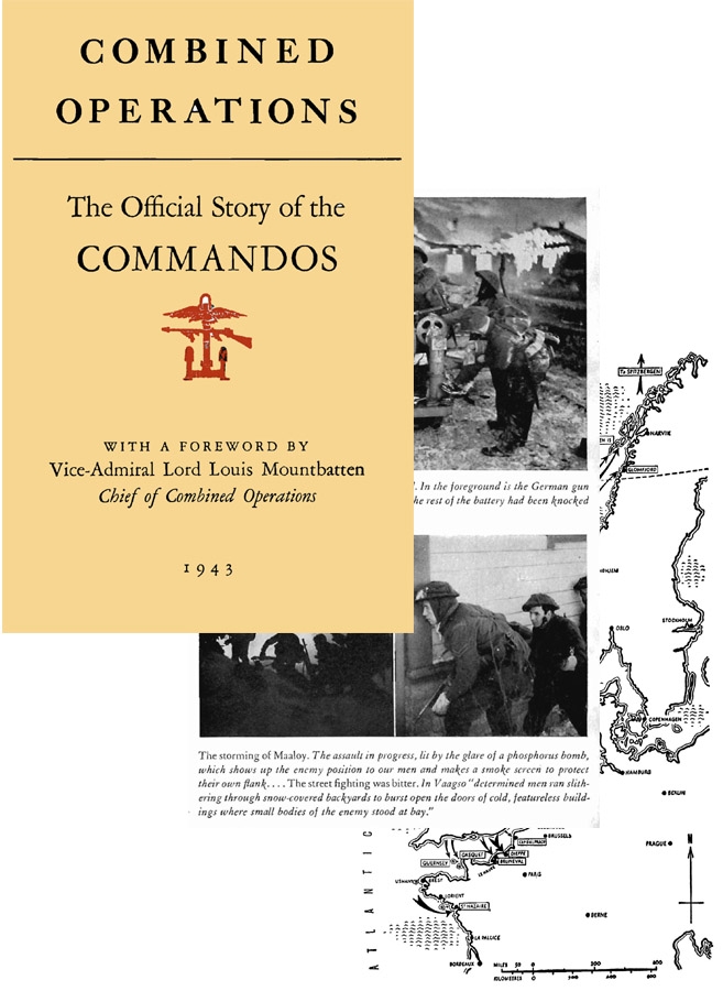 Combined Operations 1943 (Commandos Ops UK)