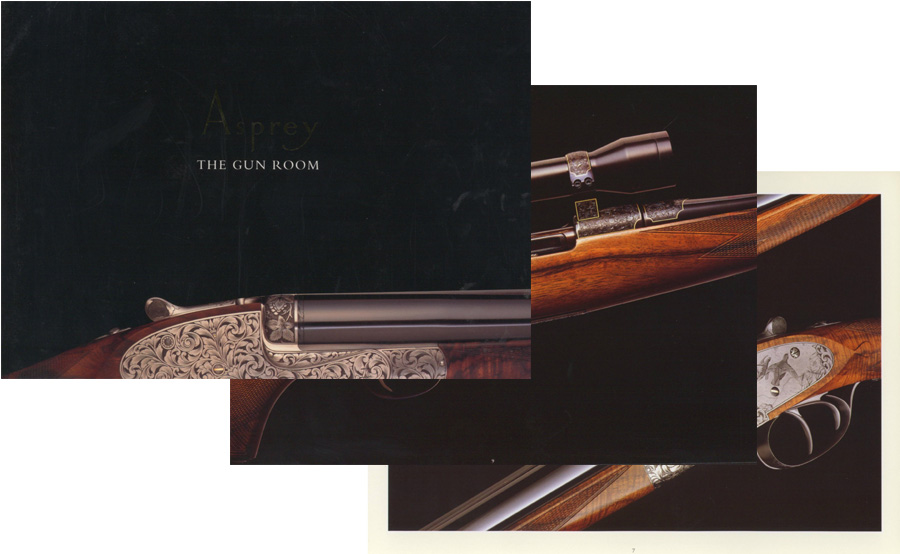 Asprey c1995 Guns Catalog (London)