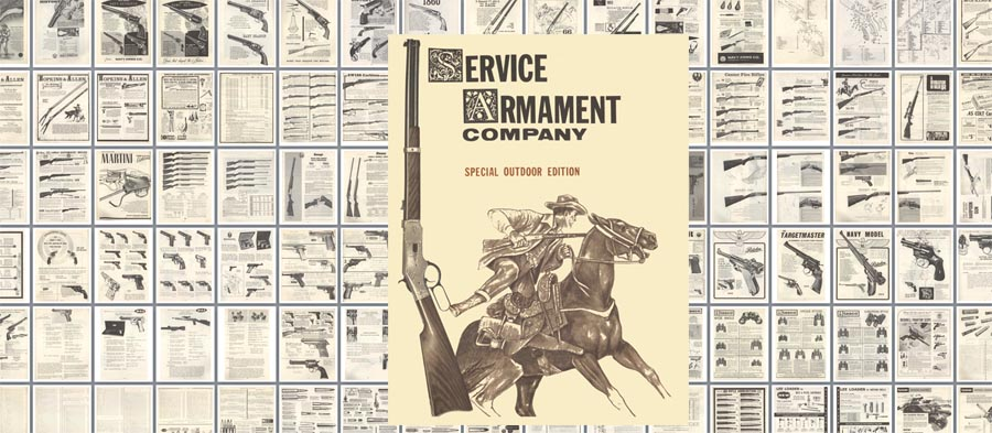 Service Armament 1967 Gun Catalog