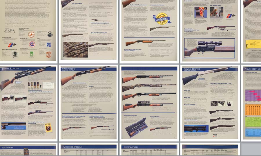Mossberg 1993 Shooting Systems