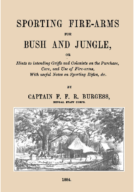 Sporting Firearms for Bush and Jungle 1884 (UK)