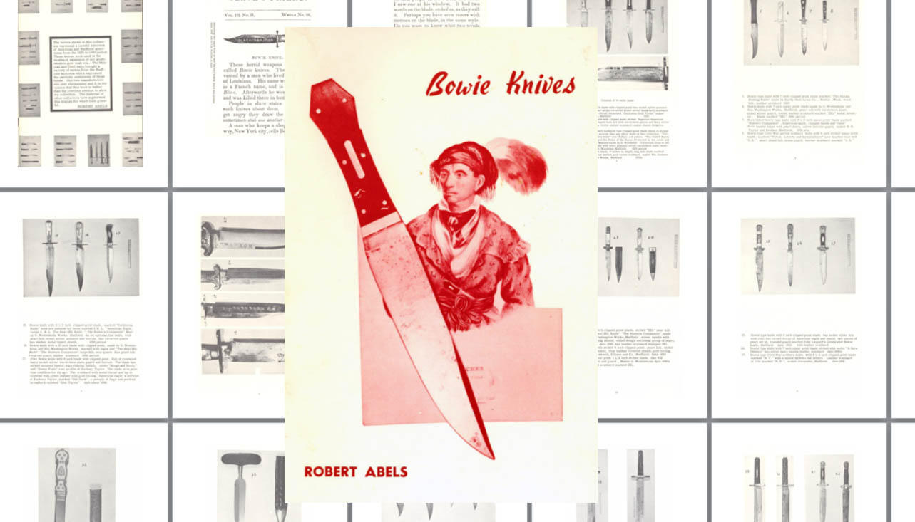 Robert Ables c1965 Bowie Knives
