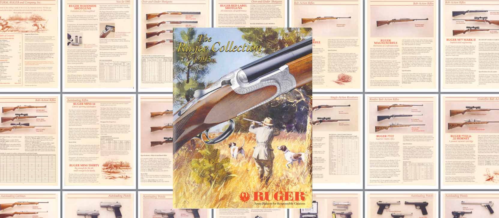 Ruger 1995 Collection Fine Firearms