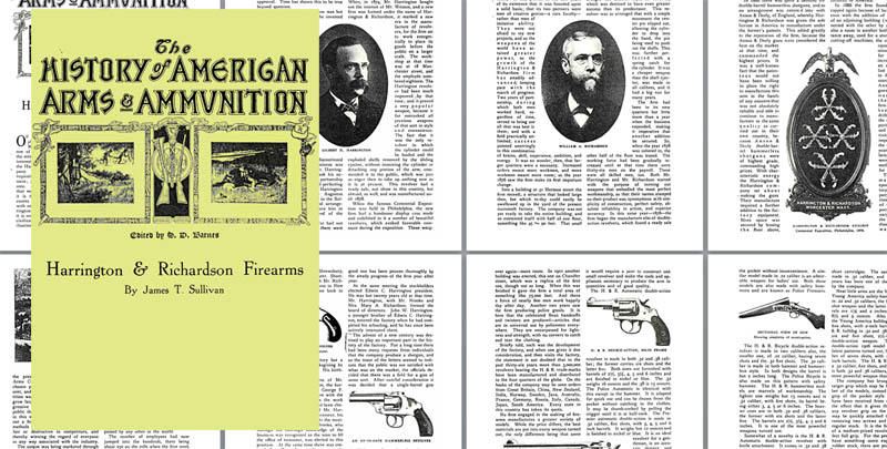 H&R History - The History of American Arms & Ammunitions Series