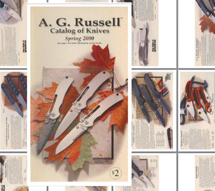 Russell, G. 2000 Catalog of Knives