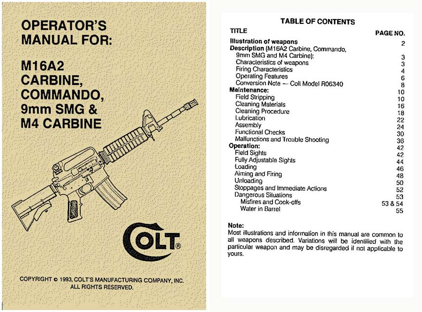 Cornell Publications - Machine Gun Catalogs