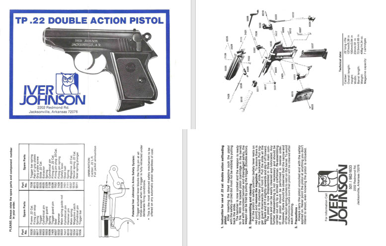 Cornell Publications LLC | Old Gun Manuals - featuring ... on