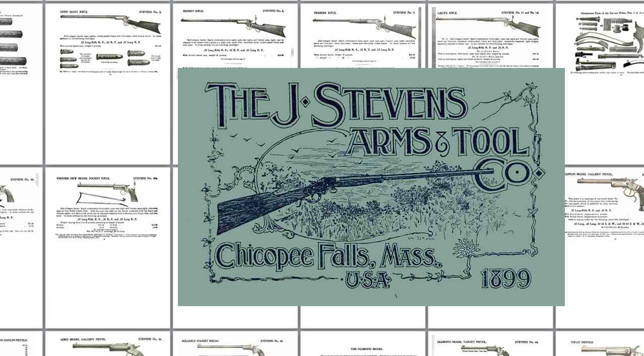 Stevens 1946 Rifles and Shotgun # 43 Catalog