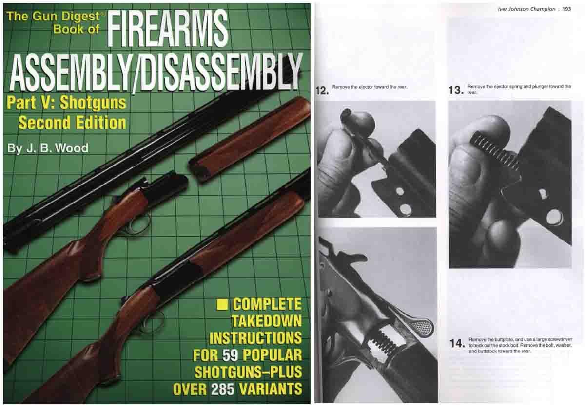 Gun Digest Book of Firearms Assembly/Disassembly- Shotguns, by Gun Digest