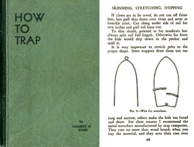 How to Trap (Decker) 1935