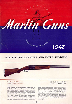 Marlin 1947 Gun (LC Smith) and Rifle Catalog