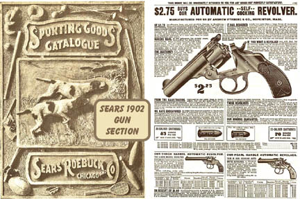 Sears, Roebuck & Co. 1903 Gun Section Catalog