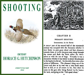 Shooting 1903 Vol 1 - Horace C. Hutchinson