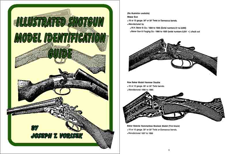 Breechloading Shotgun Identification Illustrated Guide