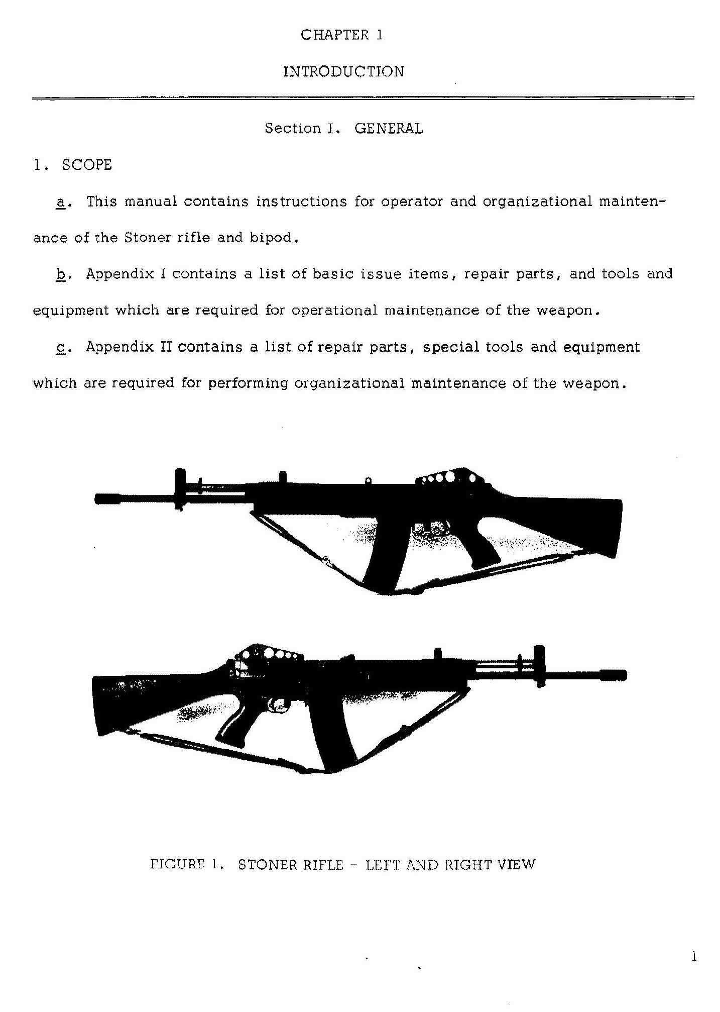 Stoner 63A Rifle Manual
