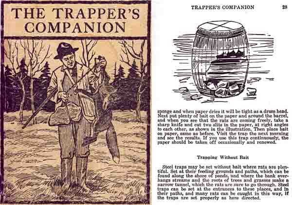 Trap%20Companion%201946 THE TRAPPERS COMPANION