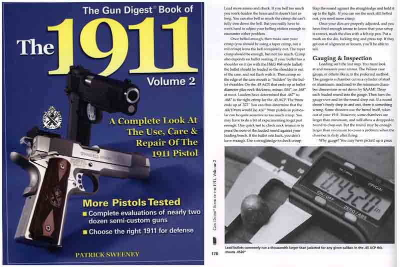 Gun Digest - Book of the 1911- Volume 2