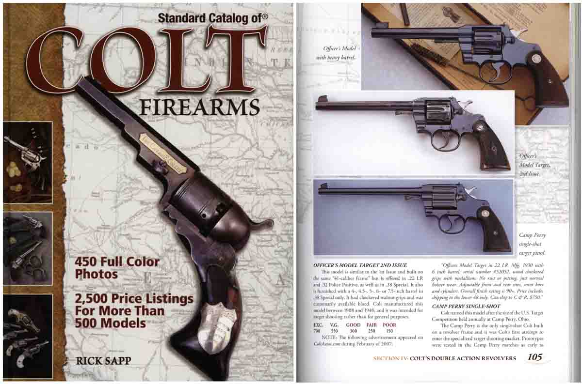 Standard Catalog of Colt Firearms by Gun Digest