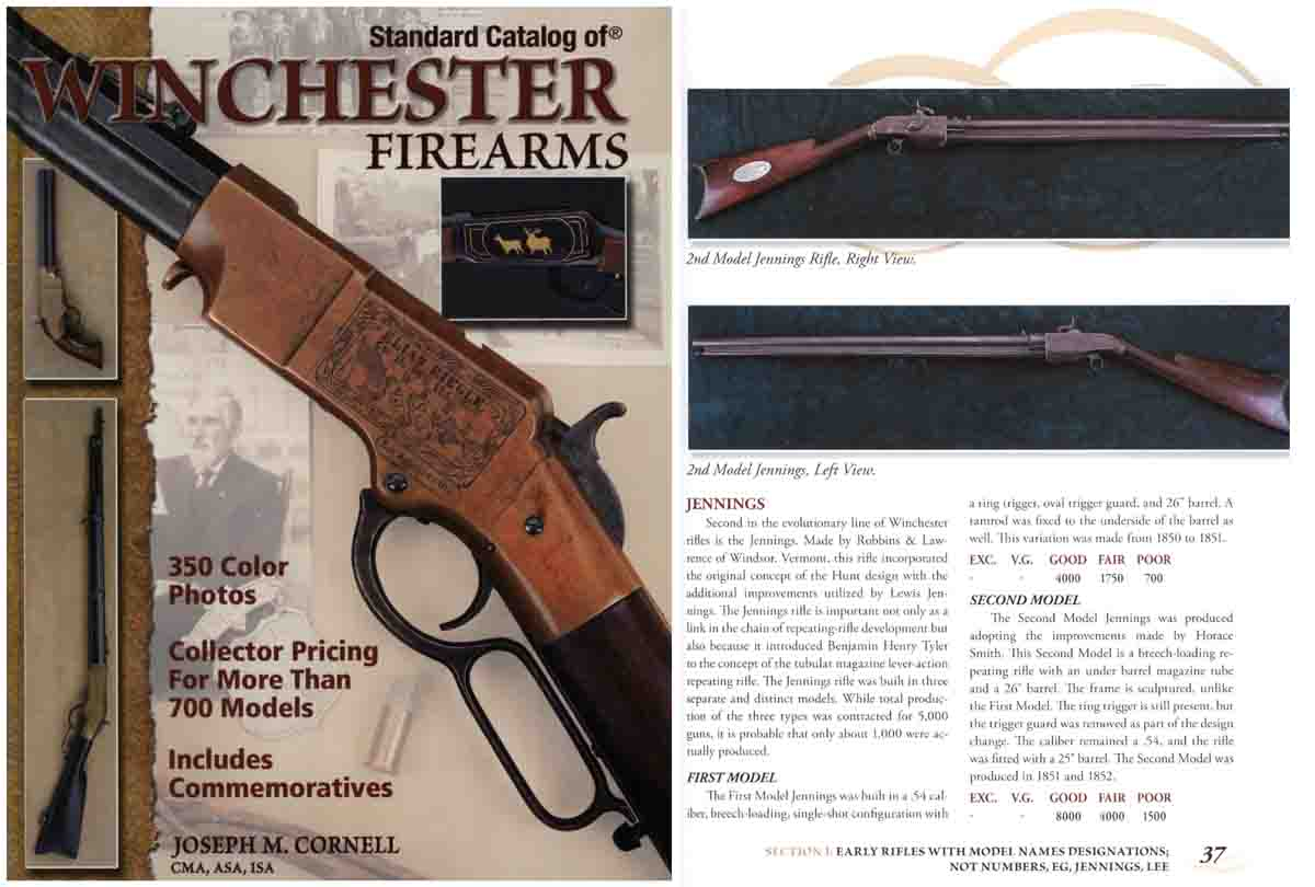 Standard Catalog of Winchester Firearms (by Gun Digest)