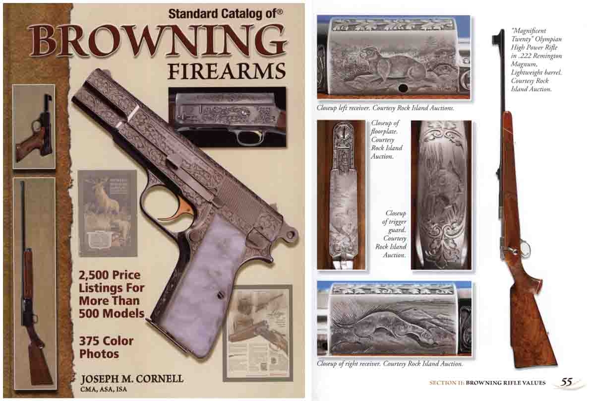 Standard Catalog of Browning Firearms (By Gun Digest)