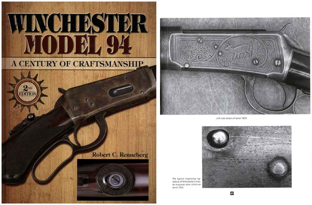 Winchester Model 94- A Century of Craftsmanship (by Gun Digest)