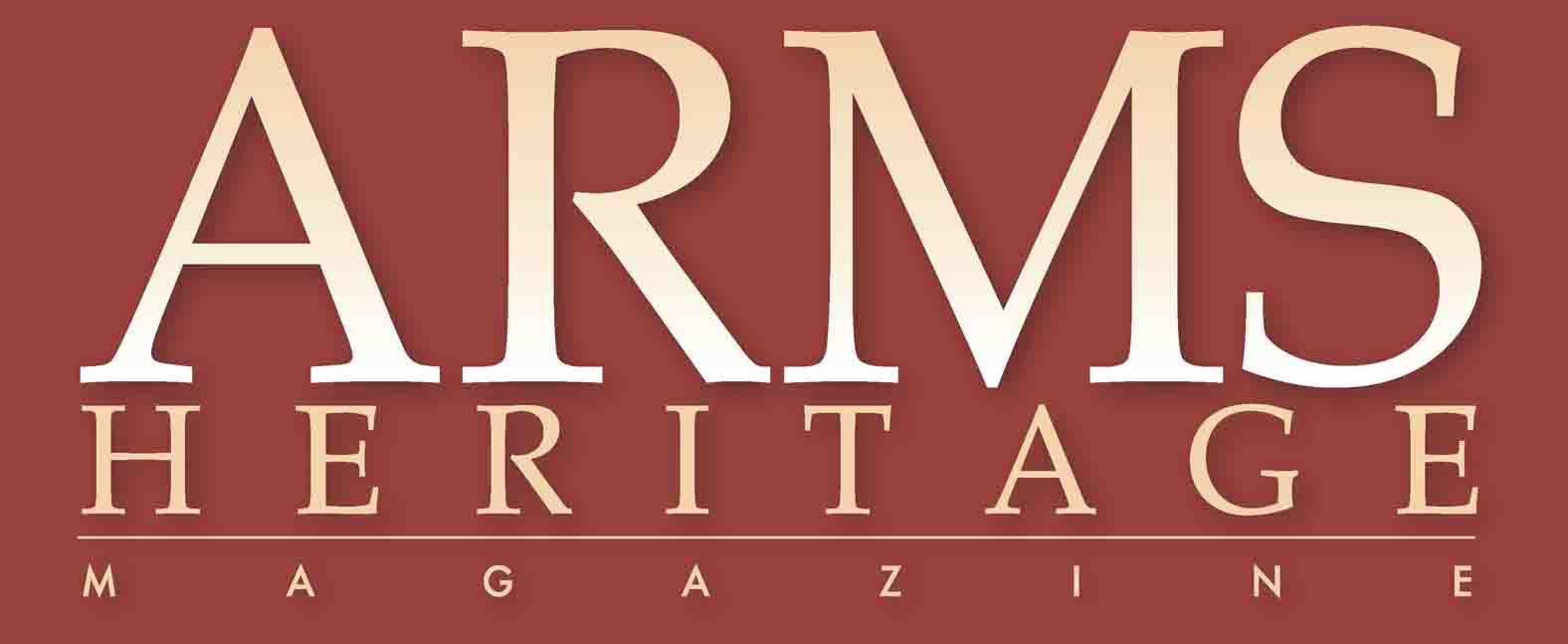 ARMS HERITAGE MAGAZINE - Volume 3, All Six Issues