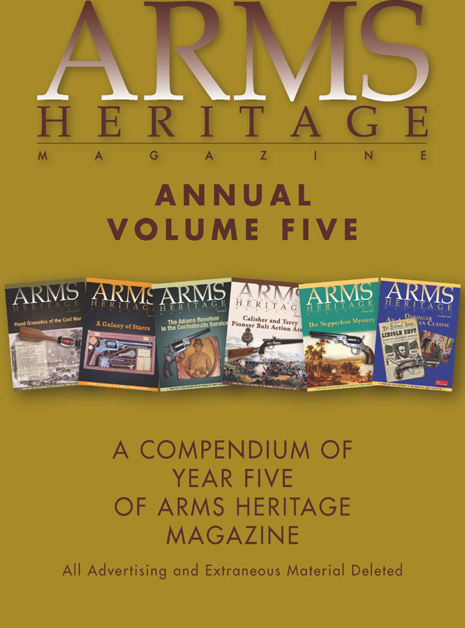 ARMS HERITAGE MAGAZINE - Volume 5, All Six Issues