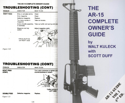 AR-15 Complete Owner's Guide