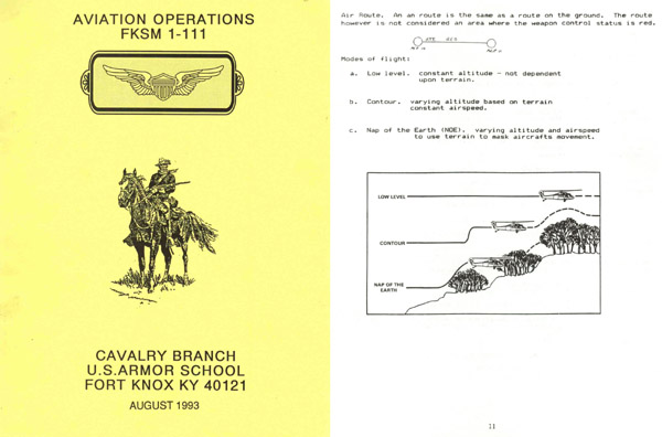 Aviation Operations USA 1993