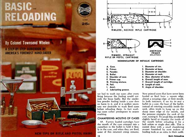 Basic Reloading- A Step by Step Guidebook-1954