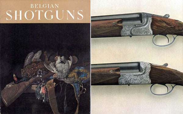 Belgian Shotguns 1950 Catalog