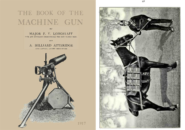The Book of the Machine Gun- Longstreet