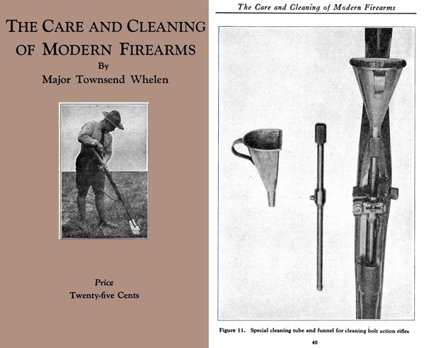 The Care and Cleaning of Modern Firearms- Whelen