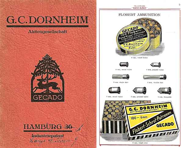 G.C. Dornheim Munitions 1930 Aktiengesellschaft (in English)